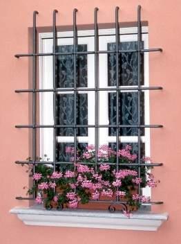 Lavori1 - Cancellate in ferro per finestre ...